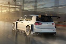 2017款大众高尔夫GTI TCR赛车发布