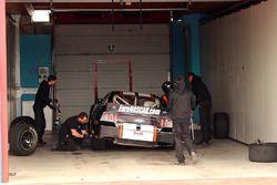 Marconi Abreu, NASCAR-Zweisitzer, Ford