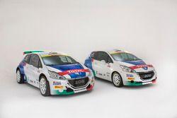 Peugeot 208 T16 ve Peugeot 208 R2