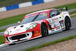 #51 Lanan Racing Ginetta G55 GT4: David Pittard, Alex Reed