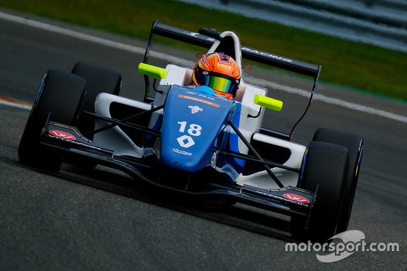 Алексей Корнеев, Fortec Motorsports, Еврокубок Формула Renault 2.0