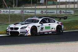 BMW M6 S.GT3 #15, BMW Team Italia: Comandini-Cerqui