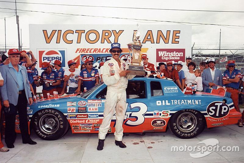 Pemenang balapan, Richard Petty
