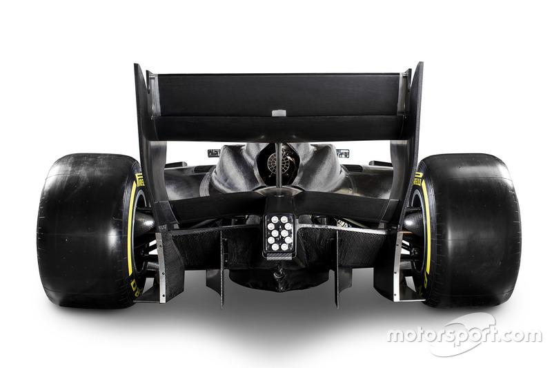 Автомобиль F2 2018 года