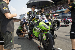 Thitipong Warokorn, Kawasaki Puccetti Racing