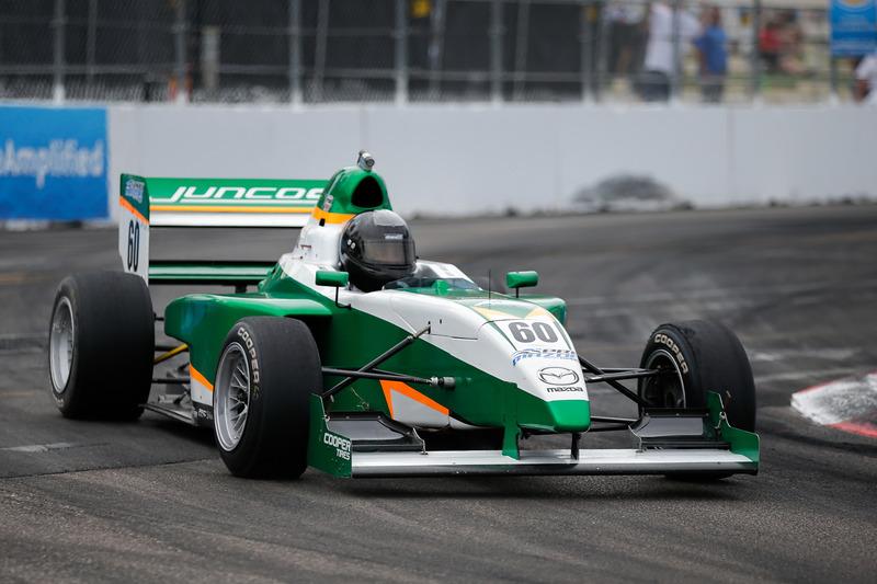 Jeff Green dies after historic F5000 crash