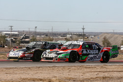 Juan Martin Bruno, UR Racing Dodge, Emiliano Spataro, Renault Sport Torino