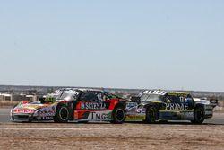 Norberto Fontana, JP Carrera Chevrolet,Emanuel Moriatis, Martinez Competicion Ford