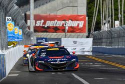 #93 RealTime Racing, Acura NSX GT3: Peter Kox