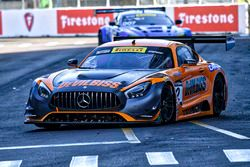 #2 CRP Racing, Mercedes AMG GT3: Ryan Dalziel