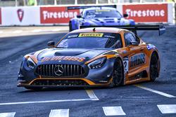 #2 CRP Racing, Mercedes AMG GT3: Ryan Dalziel