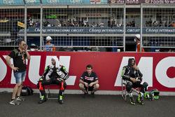Alex de Angelis, Pedercini Racing, Randy Krummenacher, Puccetti Racing