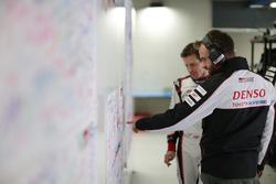 Anthony Davidson, Nicolas Lapierre, Toyota Racing