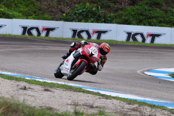 Irfan Ardiansyah, SuperSports 600cc