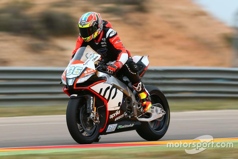 Leandro Mercado, IODA Racing