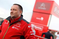 Yves Matton, directeur de Citroën Racing