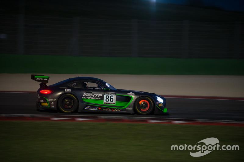 #86 Mercedes-AMG Team HTP Motorsport, Mercedes-AMG GT3: Dominik Baumann, Jimmy Eriksson