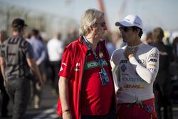Lucas di Grassi, ABT Schaeffler Audi Sport with Dr. Peter Gutzmer, Schaeffler