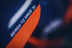 La moto de Mika Kallio, Red Bull KTM Factory Racing