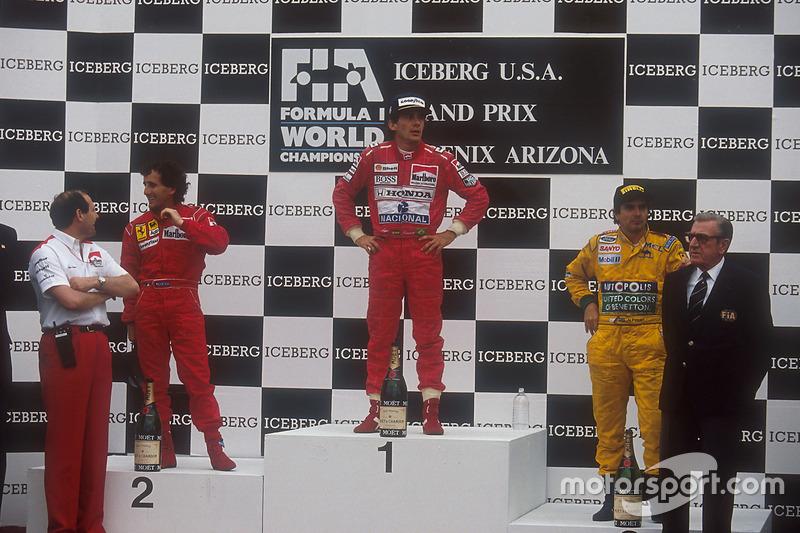 27 - GP dos Estados Unidos, 1991, Phoenix