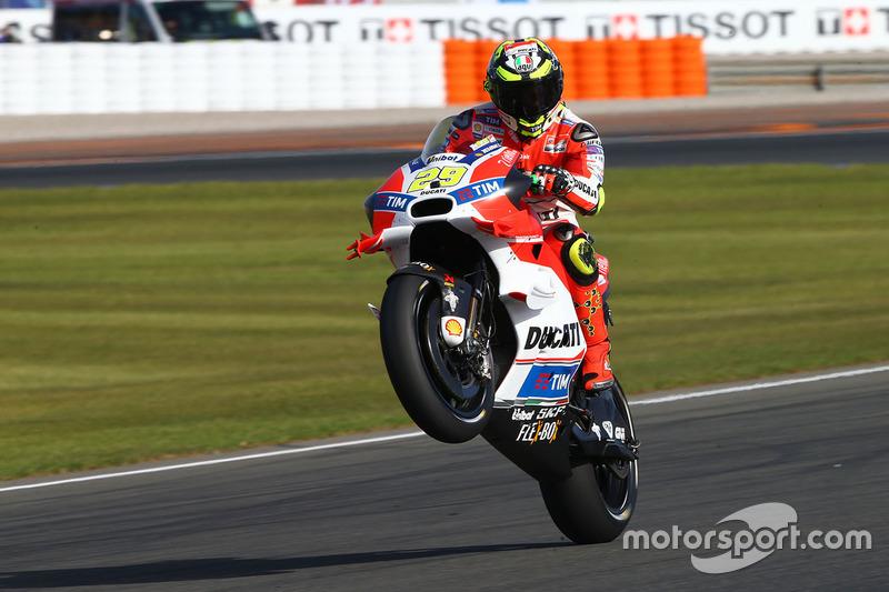 Ducati Desmosedici 2016 - Andrea Iannone