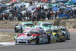 Juan Martin Trucco, JMT Motorsport Dodge, Omar Martinez, Martinez Competicion Ford, Gaston Mazzacane, Coiro Dole Racing Chevrolet