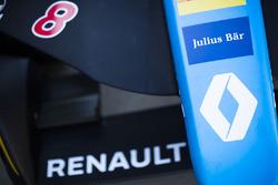 Renault e.Dams nosecone