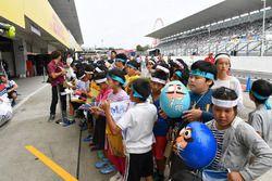 Jonge fans
