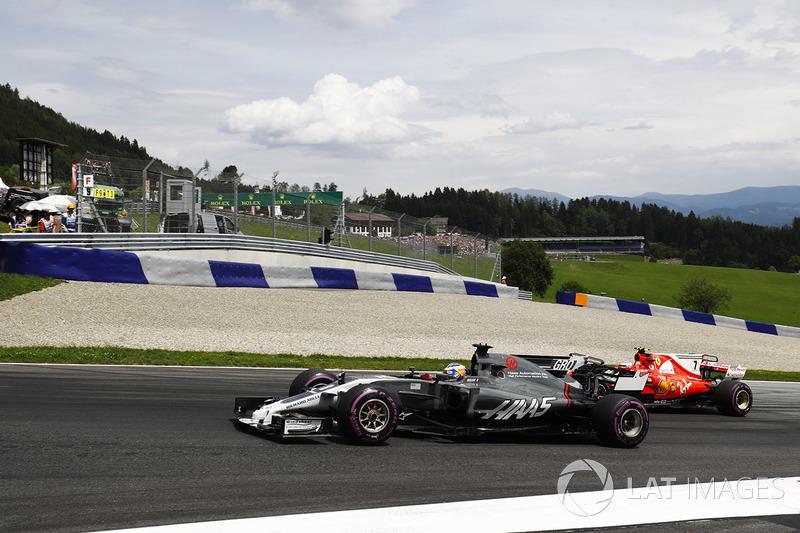 Ромен Грожан, Кевін Магнуссен, Haas F1 Team VF-17