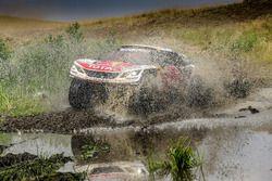 #106 Peugeot Sport Peugeot 3008 DKR : Stéphane Peterhansel, Jean-Paul Cottret