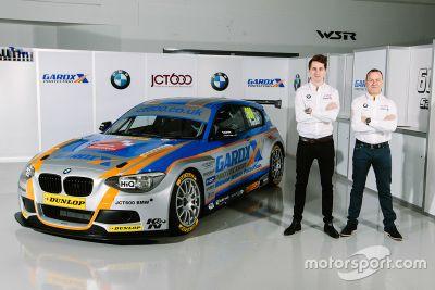 West Surrey Racing rijders aankondiging
