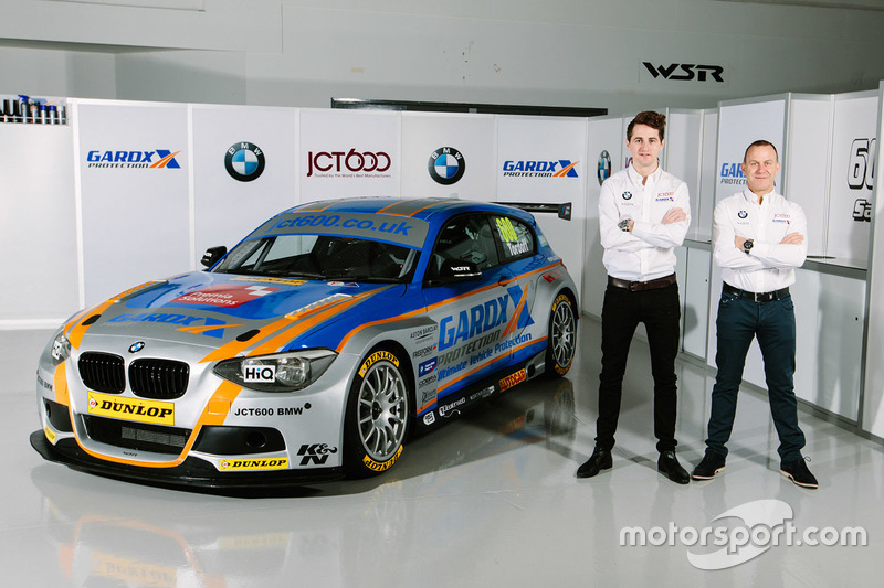 Rob Collard and Sam Tordoff, West Surrey Racing BMW 125i Msport