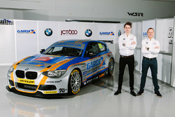 Rob Collard en Sam Tordoff, West Surrey Racing BMW 125i Msport