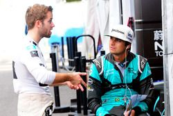Sam Bird & Nelson Piquet Jr
