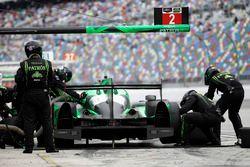 #2 ESM Racing Honda HPD Ligier JS P2 : Scott Sharp, Ed Brown, Johannes van Overbeek, Pipo Derani