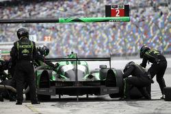 Скотт Шарп, Эд Браун, Йоханнес ван Овербек и Пипо Дерани, #2 Extreme Speed Motorsports Honda HPD Lig