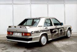Mercedes-Benz Typ 190 E 2.3-16 di Carlos Reutemann