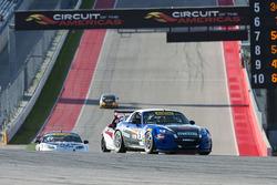 #5 BERG Racing Mazda MX-5: John Weisberg