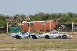 Camilo Echevarria, Coiro Dole Racing Chevrolet, Laureano Campanera, Donto Racing Chevrolet