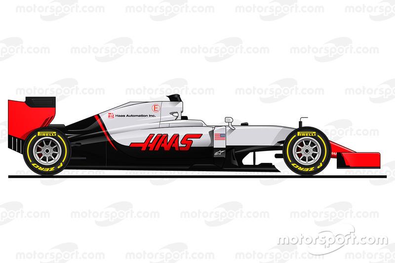 Haas F1 Team VF-16