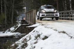 Sander Parn, James Morgan, Ford Fiesta R5