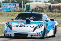 Matias Rodriguez, Trotta Competicion Dodge