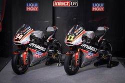 Jonas Folger, Sandro Cortese, IntactGP'nin motosikleti