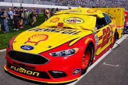 Auto von Joey Logano, Team Penske Ford