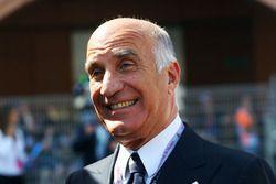 Dr. Angelo Sticchi Damiani, Président de l'Aci Csai