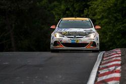 #251 Lubner Motorsport, Opel Astra OPC Cup: Michael Brüggenkamp, Robert Schröder, Johann Wanger, Ste