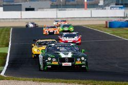 #9 Bentley Team ABT, Bentley Continental GT3: Andreas Weishaupt, Jordan Lee Pepper