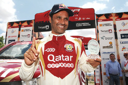 Winner Nasser Al-Attiyah, Overdrive Racing