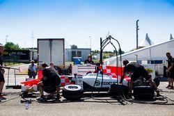 Arrêts au stand chez MP Motorsport