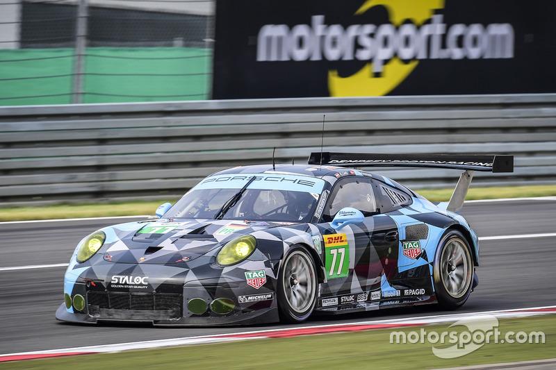 6. LMGTE-Pro: #77 Dempsey Proton Competition, Porsche 911 RSR
